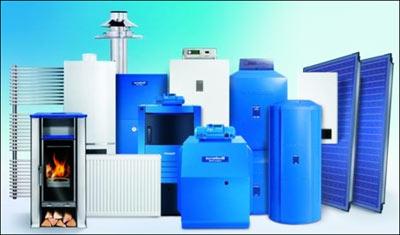 Котлы газовые, электрические, твердотопливные, колонки, водонагреватели европейских и отечественных производителей с...